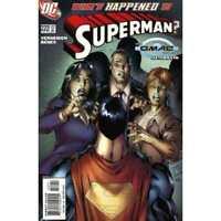 Superman (1987 series) #222 in Near Mint + condition. DC comics [*za]