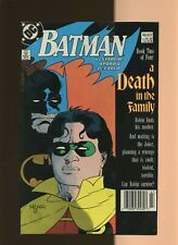 Batman 427 FN/VF 7.0 * 1 Book Lot * Newsstand! Joker Kills Robin - Jason Todd!
