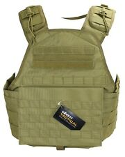Coyote/Tan Viking MOLLE Pouch/Battle Platform Army Forces RAF Tactical
