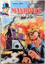 NUOVA SERIE MANDRAKE IL VASCELLO N.10 1971 CON FLASH GORDON