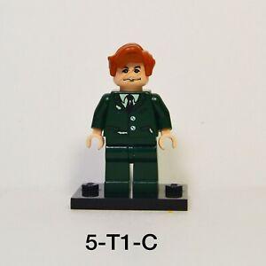 Lego Harry Potter Professor Remus Lupin Minifigure Set 4758 Hogwarts Express