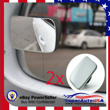 Tint Blind Spot Mirror Wide Angle Rear View Car Side Mirror for Toyota