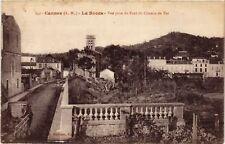 CPA  Cannes - La Bocca - Vue prise du Pont du Chemin de Fer  (639342)