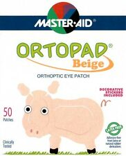 Ortopad JUNIOR cielisty / beżowy (skin) 50 szt  - eye patches