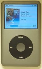 Apple iPod classic 7th Gen gray- (160 GB) fully refurbished to MINT !