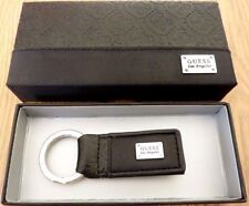 Guess Los Angeles Leather Key Ring