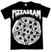 Luna Cult Pizzagram T Shirt Pentagram star occult satanic kill gothic emo