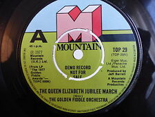 GOLDEN FIDDLE ORCHESTRA The Queen Elizabeth jubilee march TOP 29 CELTIC