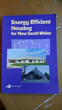 Energy Efficient Housing for New South Wales by  Ballinger,  Prasad & Cassell