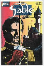 JON SABLE FREELANCE 49 SIGNED BY MIKE GRELL The Prisoner 2 Princess Diana FIRST