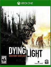 NEW Dying Light (Microsoft Xbox One, 2014)