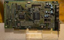 Vintage Acer Magic S20 Opti 82C931 ISA Yamaha OPL sound card tested snd13