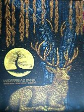 WIDESPREAD PANIC POSTER AP 2015 Riverside Theatre Milwaukee S/N Todd Slater