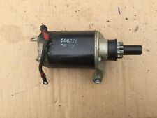 JOHNSON 15HP STARTER MOTOR 0586275