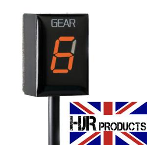 LED Gear Indicator Display for Honda  cbr1000rr cbr1000r vfr800 nc750