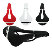 U EC90 Bicycle MTB Road Bike Saddles Mountain Bike Racing Saddle PU Seat Cushion