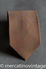 BATTISTONI cravatta in seta silk tie made in Italy