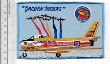 Aerobatic Canada Royal Canadian Air Force RCAF Golden Hawks 1 Team 1959 to 1964