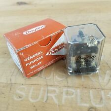 Dayton 5X840 General Purpose Relay 11A 24V Coil - NEW