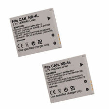 Unbranded/Generic Li-Ion Camera Batteries for Canon PowerShot