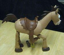 "Disney Toy Story Kicking Galloping Motion ""Bullseye"" Horse Action Figure Doll"