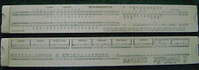 MUSIGRAPH SLIDE RULE for MUSICIANS, COMPOSERS, ARRANGERS, STUDENTS - RARE ITEM!!