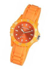 + Wristwatch °° Alain Miller Unisex-Uhr mit Silikon-Armband  Ak071012
