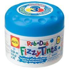 NEW RUB A DUB LGE COLOUR YOUR BATH FIZZY TINT CHANGE WATER COLOUR 638X ALEX TUB