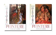 Histoire de la Peinture. Volumes I and II by Cogniat HB 1954   W3