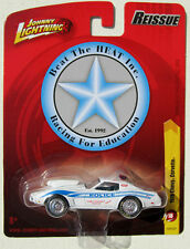 JOHNNY LIGHTNING FOREVER 64 1976 CHEVY CORVETTE OFFICER MARK PHILLIPS