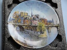 """Parisian Palaces """"La Pointe Du Vert Galant Et Le Pont Neuf"""" - Limoges"""
