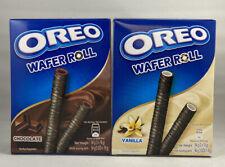 Oreo Wafer Roll USA Import 54g x 2