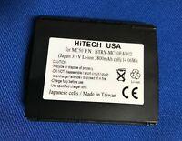 Hitech USA(Japan Li3.8A HiPower)For Symbol MC50H #BTRY-MC50EAB02 #21-67315-01...