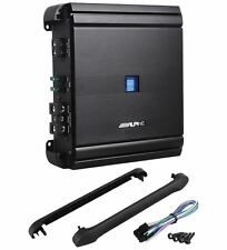Alpine MRV-M500 500 Watt RMS Mono Amplifier Class D Digital Car Amp MRVM500