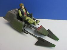Potf2 star wars Expanded Universe Speeder Bike action figure 1996 60i