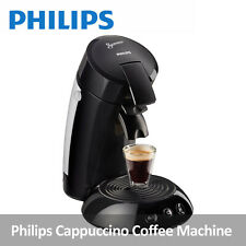 Philips HD7853 The POD six Cappuccino Select Coffee Maker Machine Black 220v