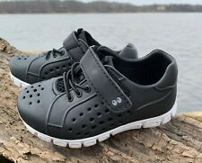 9db7cf483 Surprize by Stride Rite Tex Toddler Boy Size 7 Land Water Shoes Black  SNEAKERS