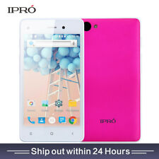 IPRO WAVE 4.0 II Android 5.1 3G Smartphone Unlocked Quad Core 4GB ROM Hot Pink