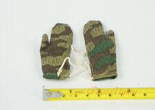 70652 H Dragon 1:6 Figure WW2 German Grenadier Splinter Camo Mittens Gloves