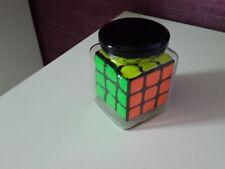 Impossible cube in a jar / bottle. Mystery Cubed. Kubik rubik in bottle +bonuses