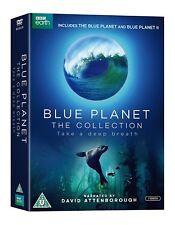 Blue Planet 1 + 2 Complete BBC Series I + II DVD Box Set David Attenborough R4