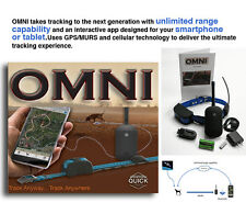 Quick Track OMNI Quick Track GPS receiver for Tracking Collars Up To 10 Dogs!