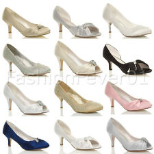Unbranded Kitten Court Textile Shoes for Women