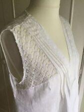Unbranded Linen V Neck Sundresses for Women