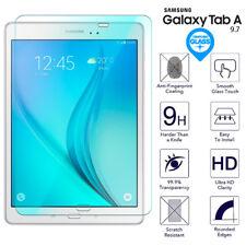 Per Samsung Galaxy Tab A 9.7 Temperato Glass Screen Protector Film SM T550 T555