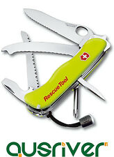 Victorinox Swiss Army Knife 14-in-1 RescueTool One Hand 0.8623.MWN Rescue