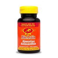 BioAstin®  Astaxanthin 12 mg (50 Kapseln) - Nahrungsergänzungsmittel