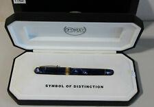 Omas extra celluloid c. La Royale Fountain Pen 8741 18K (T162-R80)