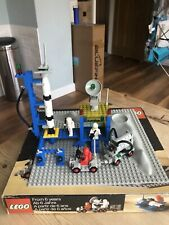 LEGO 920 Classic Space Station Rocket Launch -complete set, box and instructions