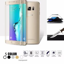 3D Full Curve Cover Tempered Glass Screen Protector For Samsung Galaxy S6/7Edge